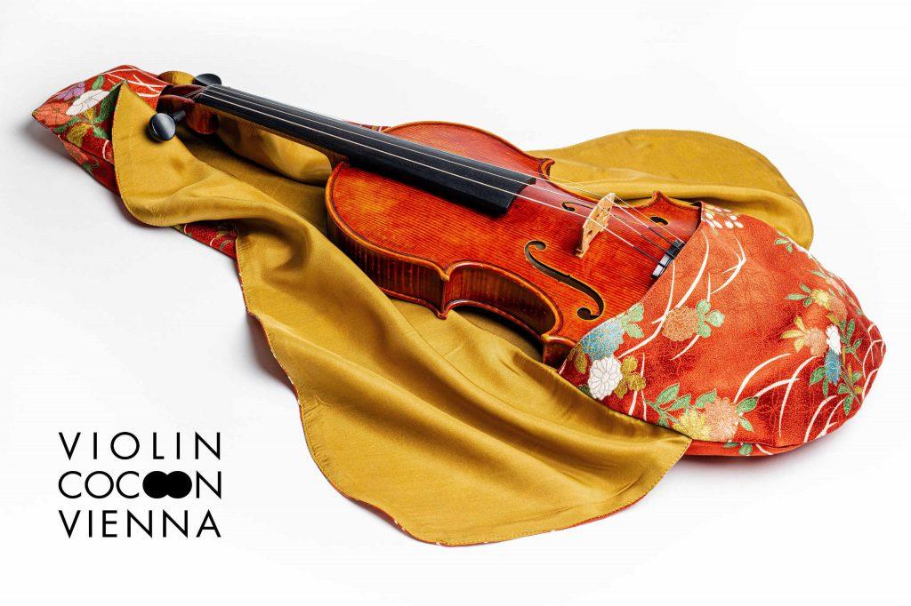 Violin Cocoon Webshop Header
